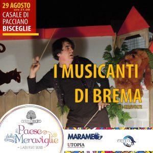 Il Paese delle Meraviglie 2021 - Marameo festival - Bisceglie - org. Arterie Teatro